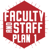 Fall 2018: Faculty and Staff Plan 1
